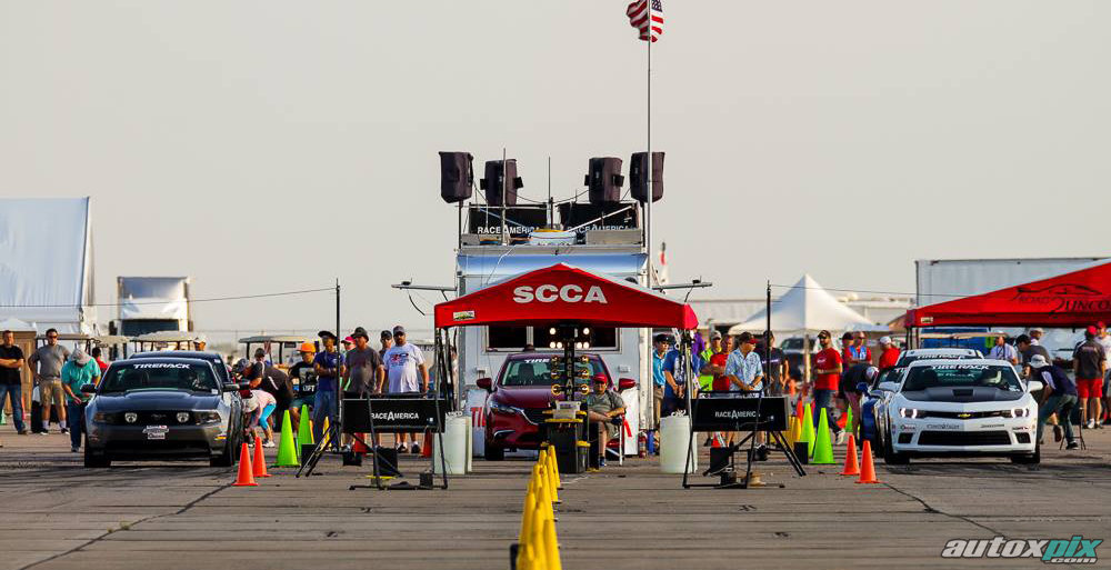 Date Change for New Jersey Tire Rack SCCA Prosolo®