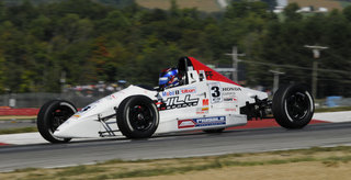 Verhagen Earns RRDC Mark Donohue Award