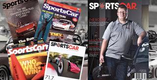 SCCA Extends SportsCar Magazine Contract