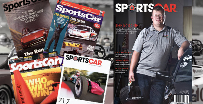 SCCA Extends SportsCar Magazine Contract