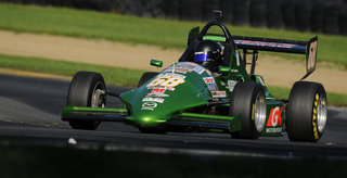 Club Racer Loomis Steps-Up to F4