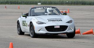 Garfield Earns Mazda Solo Advancement Scholarship