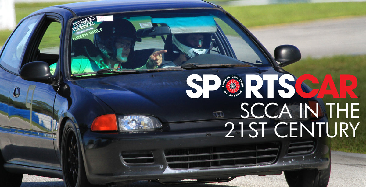 SportsCar Feature: Randy Pobst on SCCA in the 21st Century