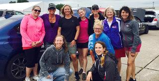 2017 Tire Rack Championship Tour Ladies Heat Pilot at Dixie