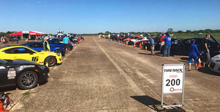 2017 Tire Rack Championship Tour Stops in the Lone Star State