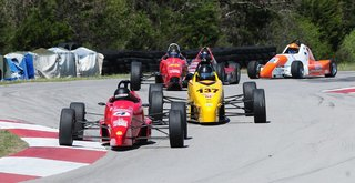 Points Picture Develops after Hallett Hoosier Super Tour Sunday