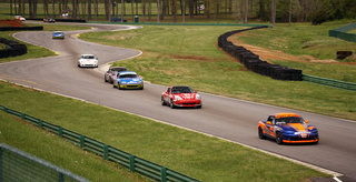 At A Glance: VIR Hoosier Super Tour