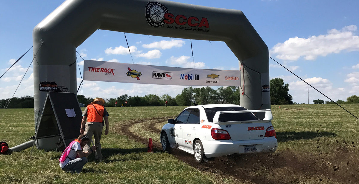 Rescheduled DirtFish RallyCross Goes Off Without a Hitch