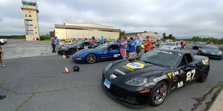 Duking it Out at Tire Rack Devens Tour