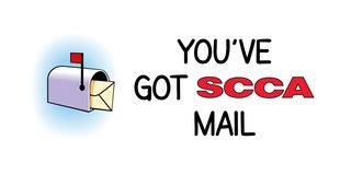 SCCA Email Update Reminder