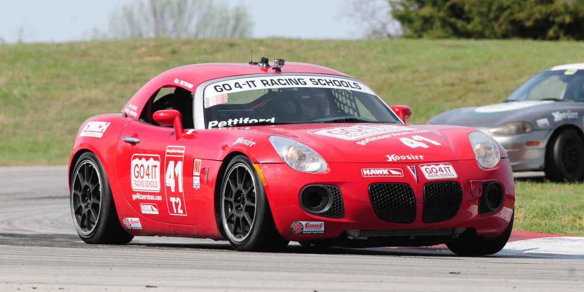 Three Drivers Claim Six Mid-States Majors Championships