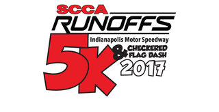 Runoffs 5K and Checkered Flag Dash Prizes
