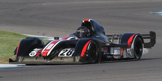 Shafer Runs Away With Prototype 2 Class