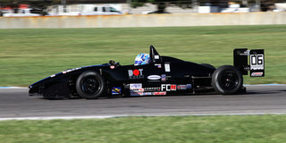 McCusker Wins Runoffs Debut in Formula Continental