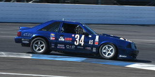 Long Earns American Sedan Championship Flag to Flag