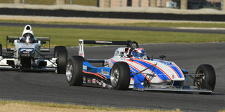 Mayer Takes First Formula 1000 Runoffs Win