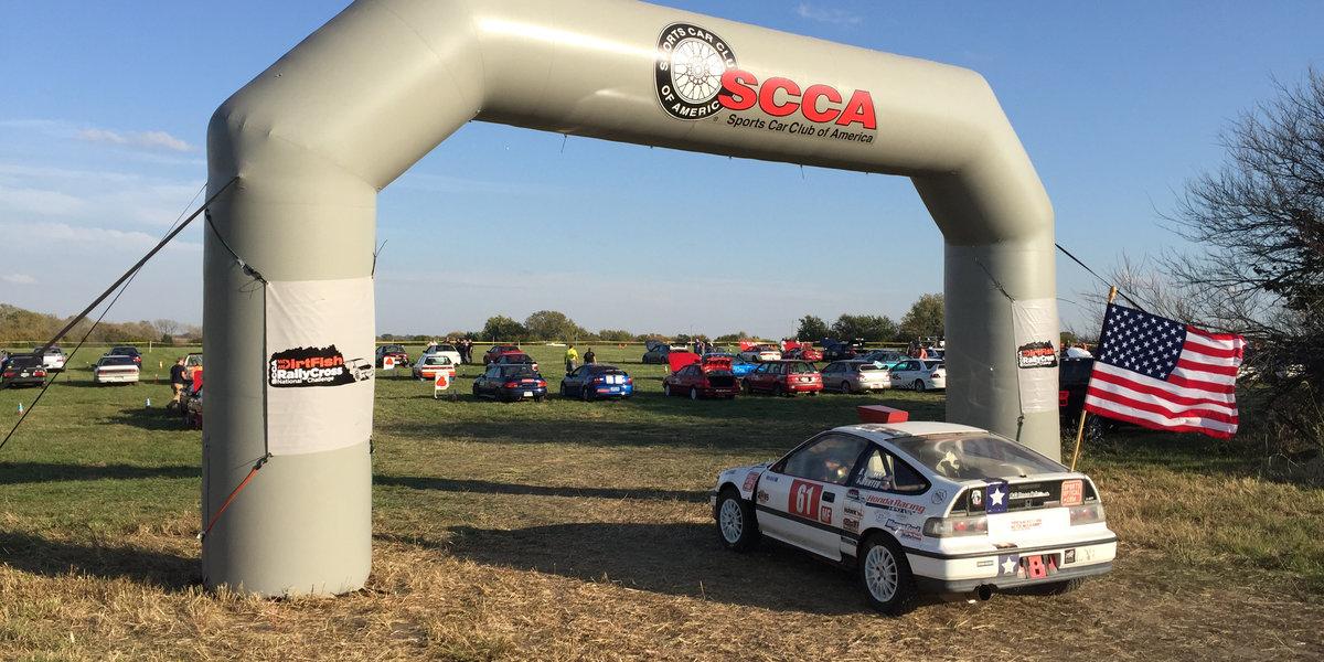 '17 DirtFish RallyCross National Championship Gets Going