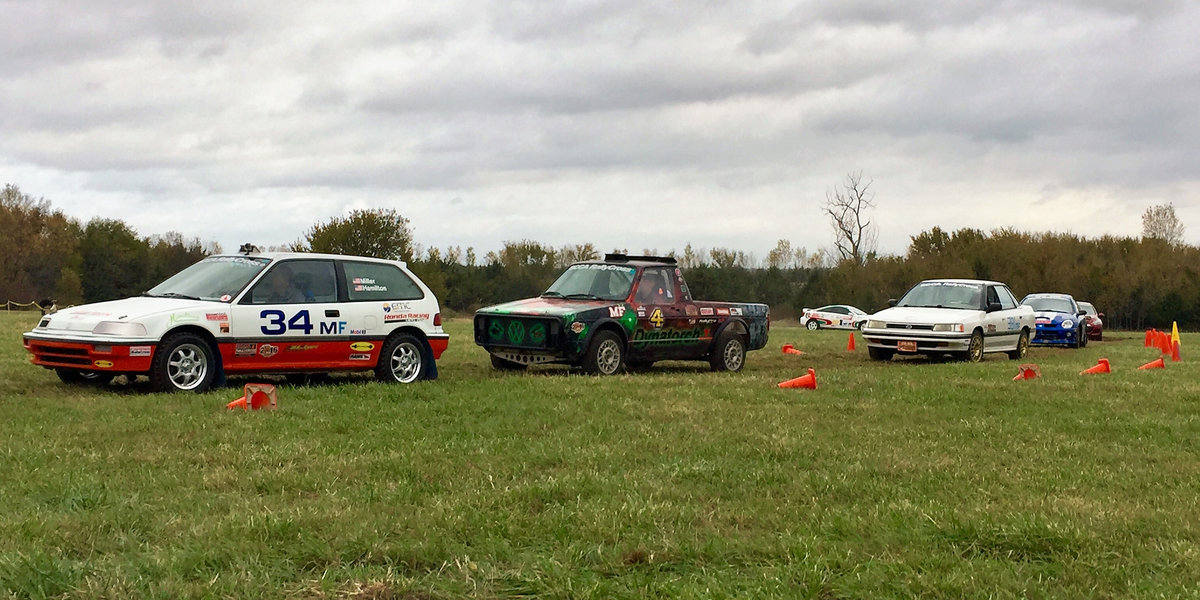 Nothin' Comes Easy at DirtFish RallyCross Championship