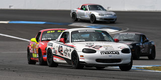 Mazda Road to 24 Shootout Candidates Announced