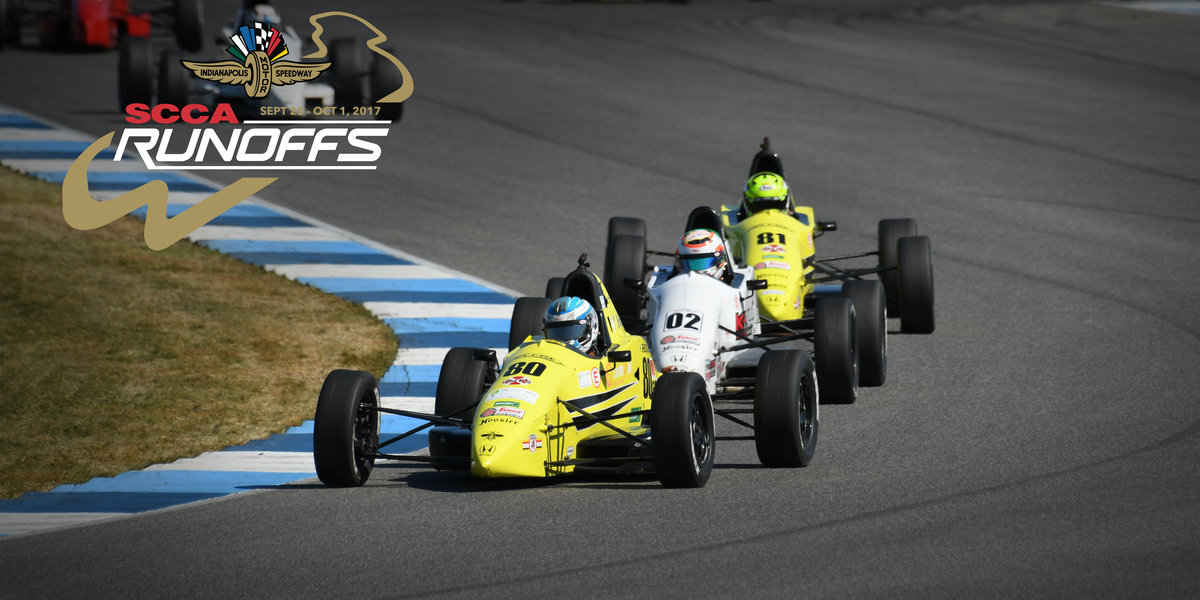 Runoffs Return to TV on CBS Sports Network in December