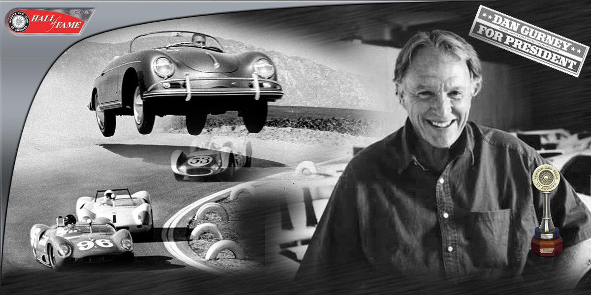 Dan Gurney: 1931-2018