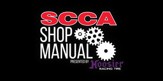 """Hoosier Shop Manual"" Video Series Explores SCCA Activities"