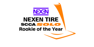 2017 SCCA Nexen Solo Rookie of the Year is Mark Dudek