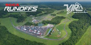 VIRginia International Raceway Named 2019 Runoffs Venue