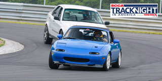 Calendar for '18 Track Night in America Driven by Tire Rack