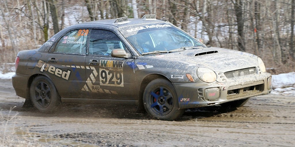 Waste Management Winter RallySprint This Weekend