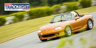 Registration Opens Thursday for Track Night Driven by Tire Rack