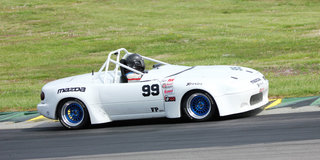 Race Against Mother Nature Sunday at VIR Hoosier Super Tour