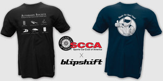The Winning Design for SCCA's blipshift Contest Is on Sale NOW!