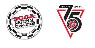 2019 SCCA National Convention Dates and Location