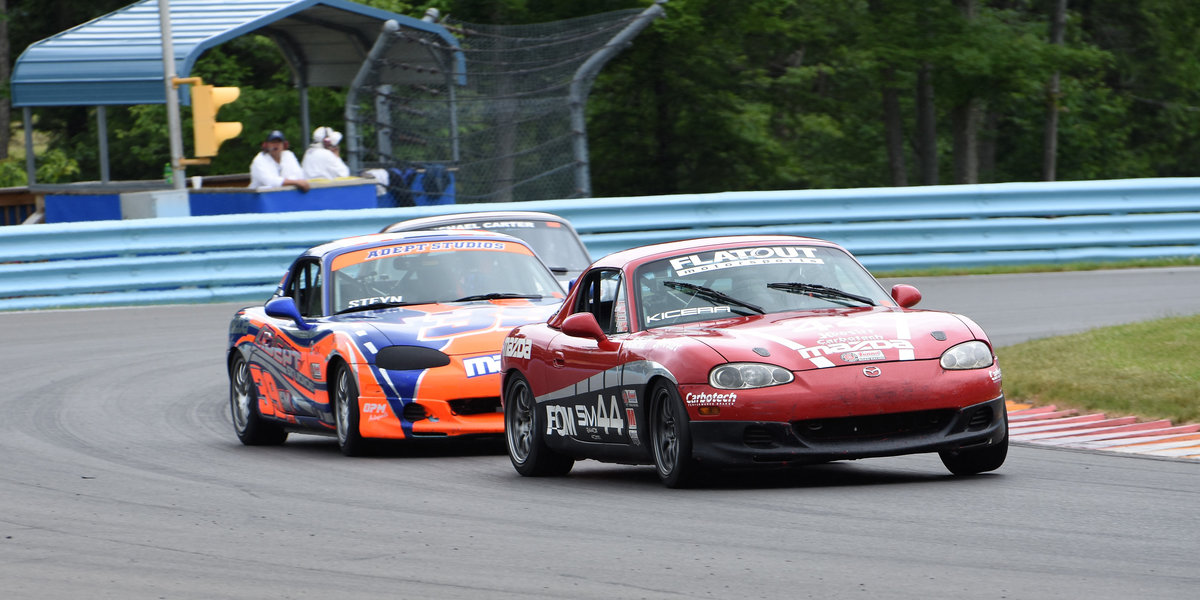Sunday Racing at Watkins Glen Wraps '18 Hoosier Super Tour