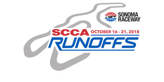Important Registration Dates for '18 Runoffs at Sonoma Raceway