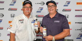 SCCA Pro Announces Title Deal with Amethyst Beverage
