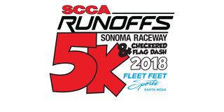 3rd Annual Runoffs 5K Walk/Run Tackles Wine Country
