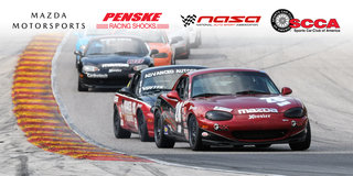 Mazda Spec Miata Penske Shocks Upgrade on Way to NASA & SCCA