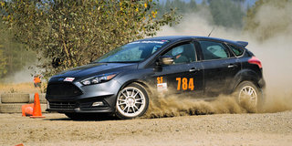 DirtFish RallyCross Challenge Season Wraps Out West
