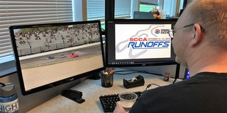 Runoffs Action Broadcast Live at SCCA.com