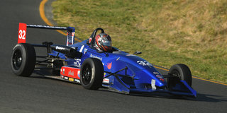 Formula Continental Fracas Results in Win for Reichert