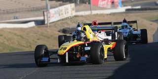 15-Year-Old Snyder Takes Formula Enterprises Win