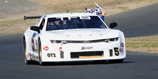 Trenery Gets GT-2 Victory for Birthday at Runoffs