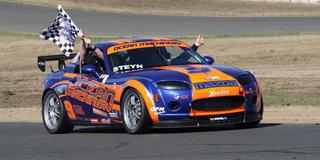 Steyn Reigns atop Super Touring Lite Field