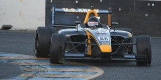 Swan Captures Third Runoffs Title with Formula Atlantic Win