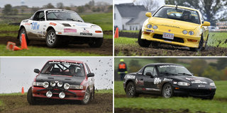 Four RallyCross TripleCross Winners Named in 2018