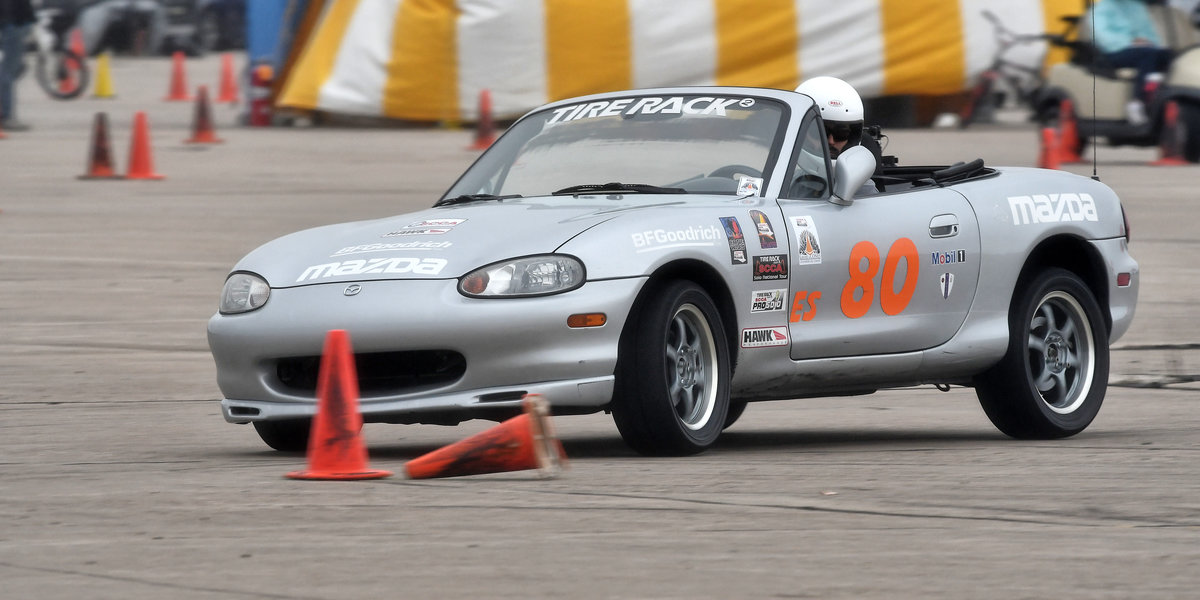 Tire Rack Scca Solo National Tour 19 Contingencies Sports Car