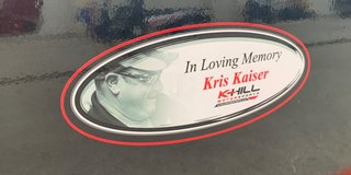 Remembering K-Hill's Kris Kaiser at COTA