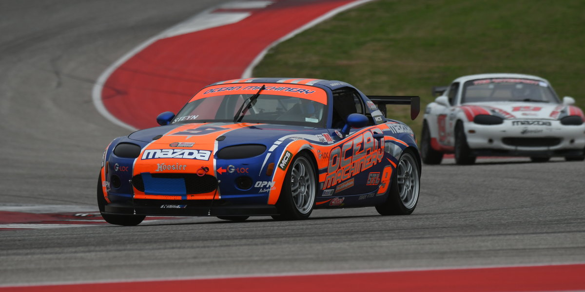 Hoosier SCCA Super Tour From COTA Concludes On Sunday